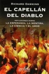 """libros de Richard Dawkins: """"Escalando el monte improbable"""" - """"Evolución"""" - """"El capellán del diablo"""" - """"El relojero ciego"""" - links actualizados Capellan"""