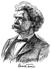 """""""Cartas desde la Tierra"""" - breve novela de Mark Twain, considerada su testamento antirreligioso - publicada en 1962 (más de 50 años despúes de su muerte) - en los mensajes interesante biografía y cuatro textos más más del autor, alguno en varios formatos Mark_twain"""