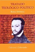"""""""Tratado teológico político"""" - extractos del libro de Baruch Spinoza Tratado-teologico-politico"""