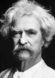 """""""Cartas desde la Tierra"""" - breve novela de Mark Twain, considerada su testamento antirreligioso - publicada en 1962 (más de 50 años despúes de su muerte) - en los mensajes interesante biografía y cuatro textos más más del autor, alguno en varios formatos Twain"""