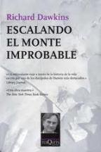 """libros de Richard Dawkins: """"Escalando el monte improbable"""" - """"Evolución"""" - """"El capellán del diablo"""" - """"El relojero ciego"""" - links actualizados Escalando-el-monte-improbable"""