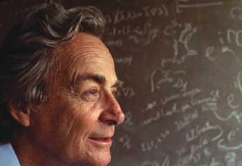 """""""Adorar a los aviones"""" – texto de Richard Feynman (fragmento del libro """"¿Está Vd. De broma, Sr. Feynman?"""") - publicado por Biblioteca escéptica en abril de 2013 Feynman"""